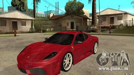Ferrari F430 Scuderia pour GTA San Andreas