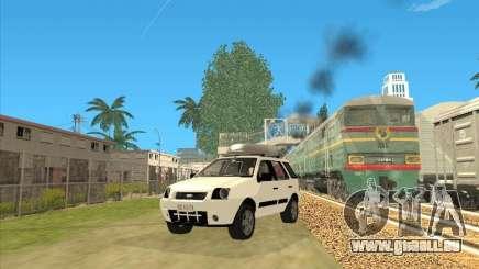 Ford EcoSport 2008 für GTA San Andreas