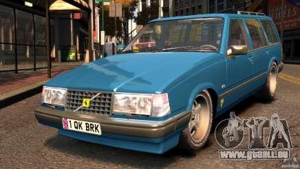 Volvo 945 Wentworth R Ridiculous Drift pour GTA 4
