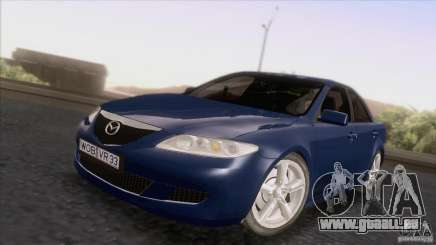 Mazda 6 2006 pour GTA San Andreas