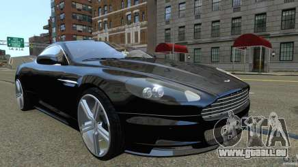 Aston Martin DBS v1.0 pour GTA 4
