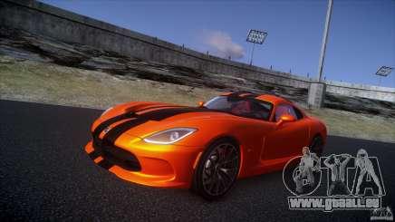 Dodge Viper GTS 2013 v1.0 für GTA 4