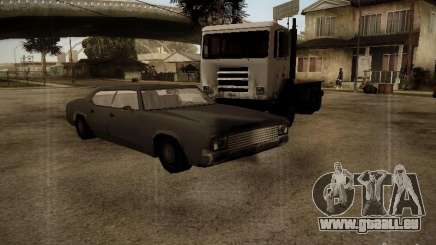 Impaler 1987 San Andreas Stories pour GTA San Andreas