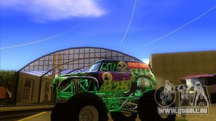 Grave Digger für GTA San Andreas