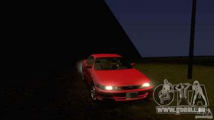 Toyota Carina ED ST202 pour GTA San Andreas