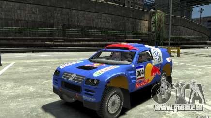 Volkswagen Touareg Rally pour GTA 4