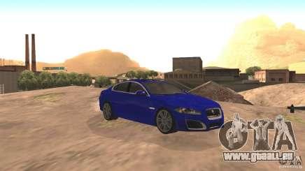 Jaguar XFR 2012 V1.0 für GTA San Andreas