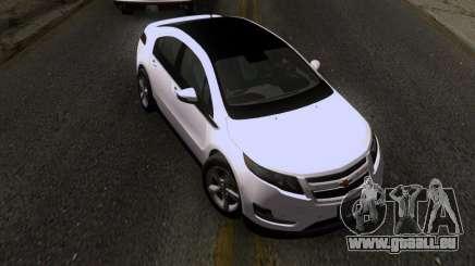 Chevrolet Volt 2012 Stock für GTA San Andreas