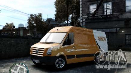 Volkswagen Crafter TNT pour GTA 4