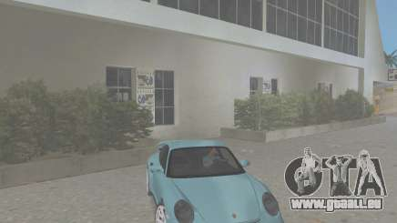 Porsche 911 GT2 für GTA Vice City