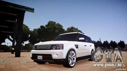 Range Rover Sport Supercharged v1.0 2010 für GTA 4