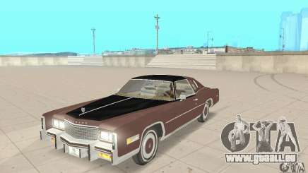 Cadillac Eldorado Biarritz 1978 pour GTA San Andreas