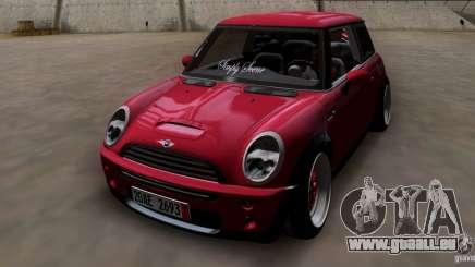 Mini Cooper S Euro für GTA San Andreas