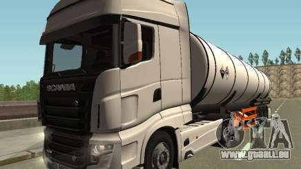Scania R700 Euro 6 pour GTA San Andreas