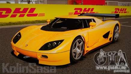 Koenigsegg CCGT Stock pour GTA 4