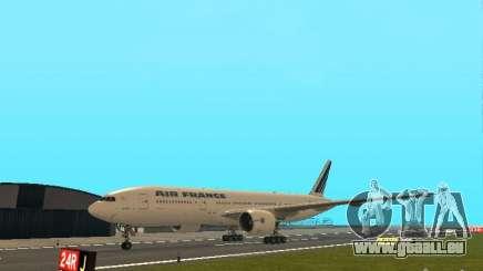 Boeing 777-200 Air France pour GTA San Andreas