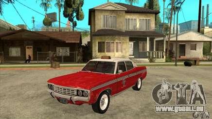 AMC Matador Taxi pour GTA San Andreas