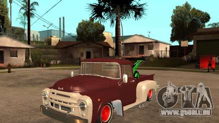 ZIL 130 Tempe ardente Final pour GTA San Andreas