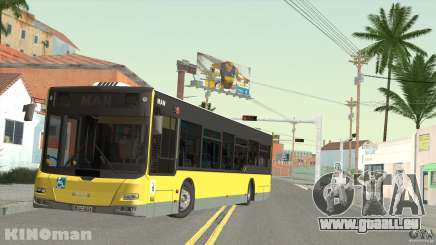 MAN Lion City pour GTA San Andreas