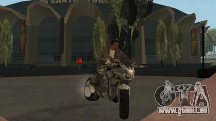 TLaD Double T Custom pour GTA San Andreas