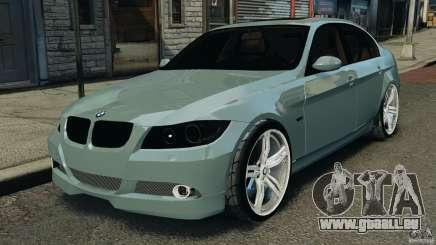 BMW 330i E92 pour GTA 4