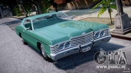 Mercury Monterey 2DR 1972 pour GTA 4