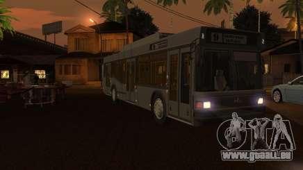MAZ 103Т sont offerts pour GTA San Andreas