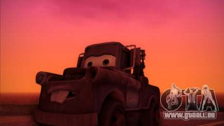 Car Mater pour GTA San Andreas