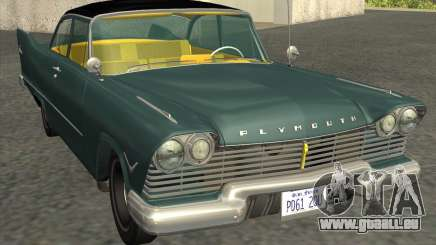 Plymouth Savoy 1957 für GTA San Andreas