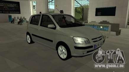 Hyundai Getz für GTA San Andreas