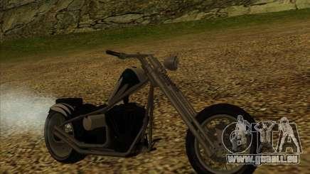 Hexer bike pour GTA San Andreas