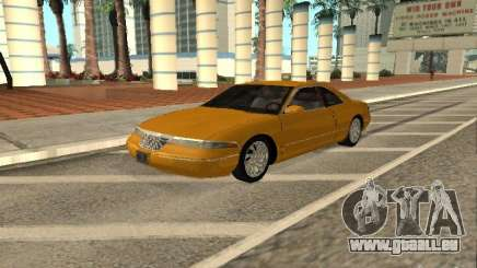Lincoln Mark VIII 1996 pour GTA San Andreas