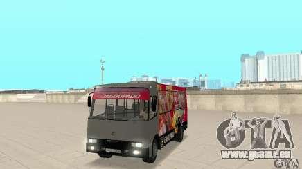 Bogdan A091 für GTA San Andreas