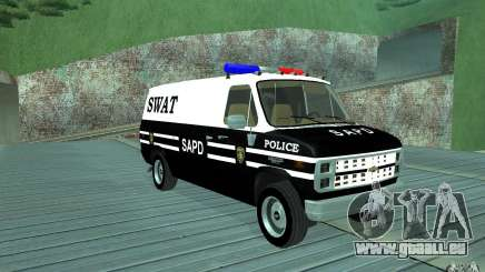 Chevrolet G20 Enforcer für GTA San Andreas
