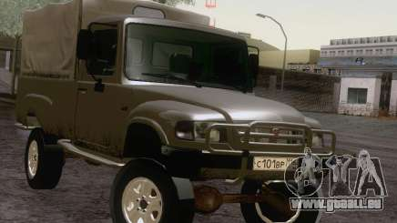 GAZ 2308 Ataman pour GTA San Andreas