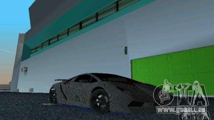 Lamborghini Sesto Elemento pour GTA Vice City