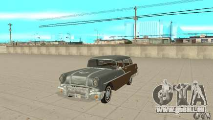 Pontiac Safari 1956 pour GTA San Andreas