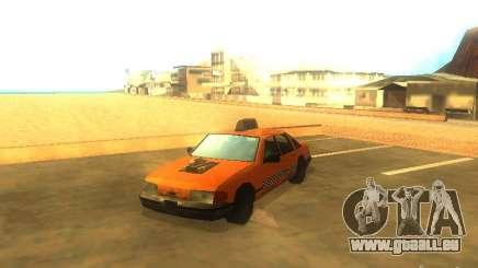 Crazy Taxi pour GTA San Andreas