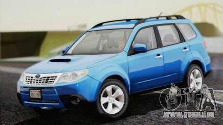 Subaru Forester XT 2008 pour GTA San Andreas
