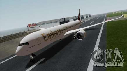 Airbus A350-900 Emirates pour GTA San Andreas