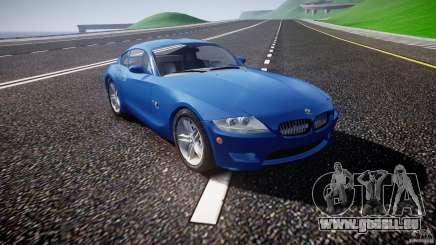 BMW Z4 Coupe v1.0 für GTA 4