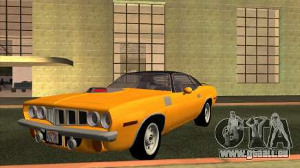 Plymouth Barracuda für GTA San Andreas