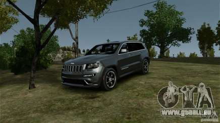 Jeep Grand Cherokee SRT8 pour GTA 4