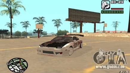 Nissan 150SX pour GTA San Andreas