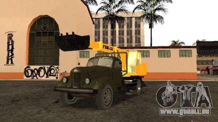 ZIL 157 GVC-32 pour GTA San Andreas