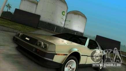 DeLorean DMC-12 V8 pour GTA Vice City