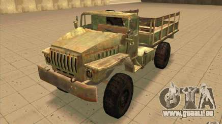 Oural-43206 pour GTA San Andreas