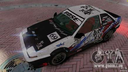 Toyota Corolla GT-S AE86 pour GTA 4