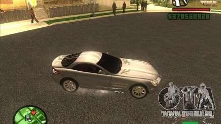 Mercedes-Benz CLS 500 pour GTA San Andreas