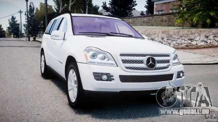 Mercedes-Benz GL450 für GTA 4